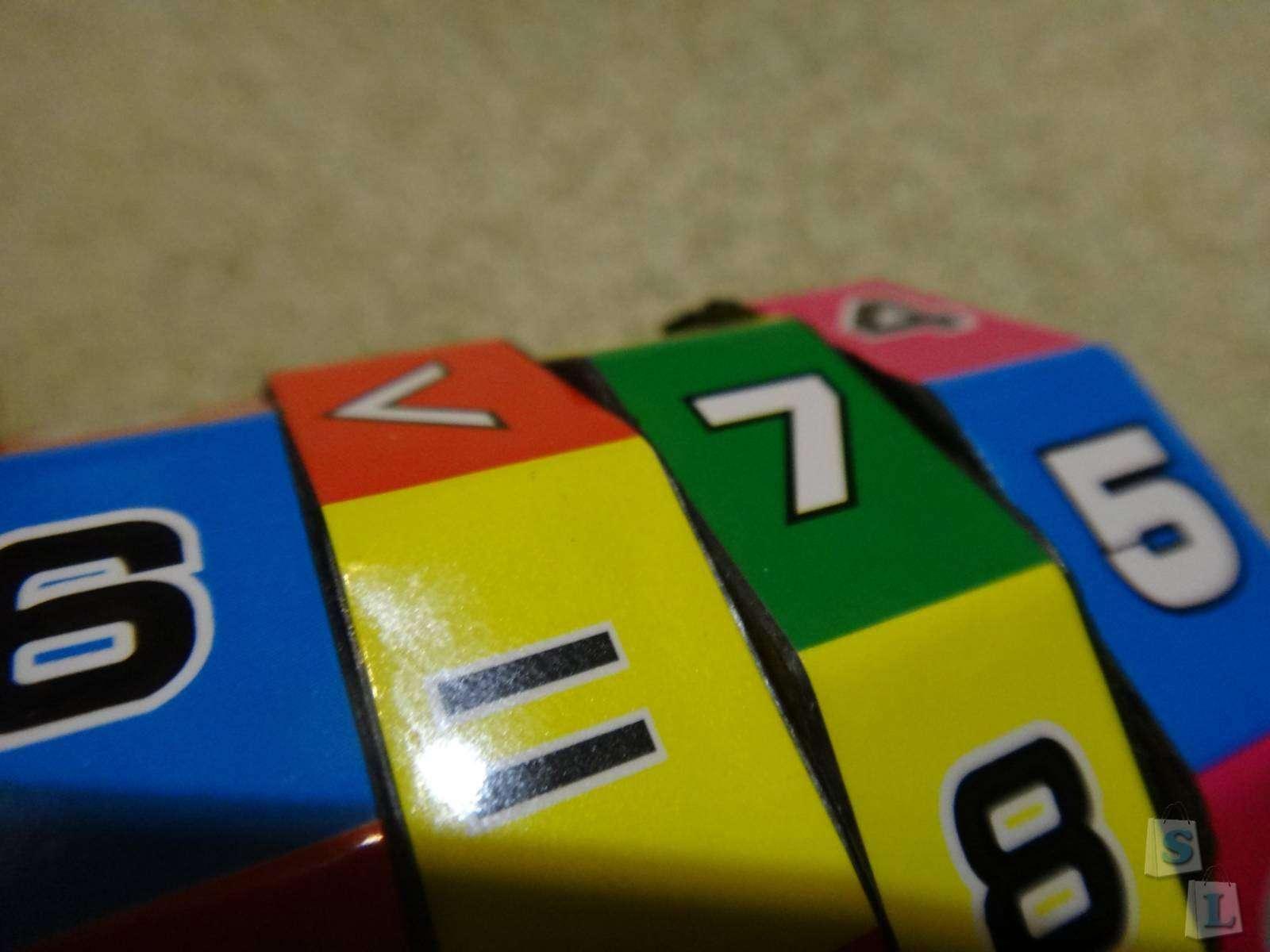 GearBest: Обзор настольной игрушки для изучения математики