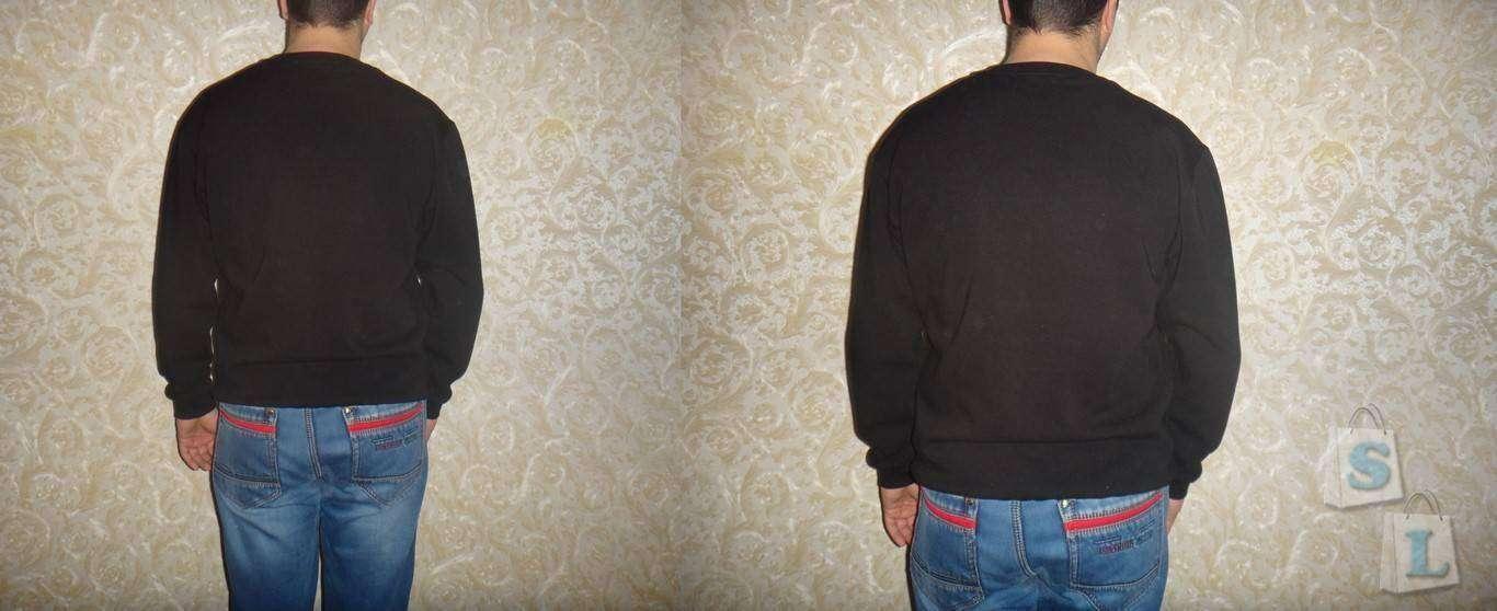 Banggood: Обзор утепленного мужского реглана