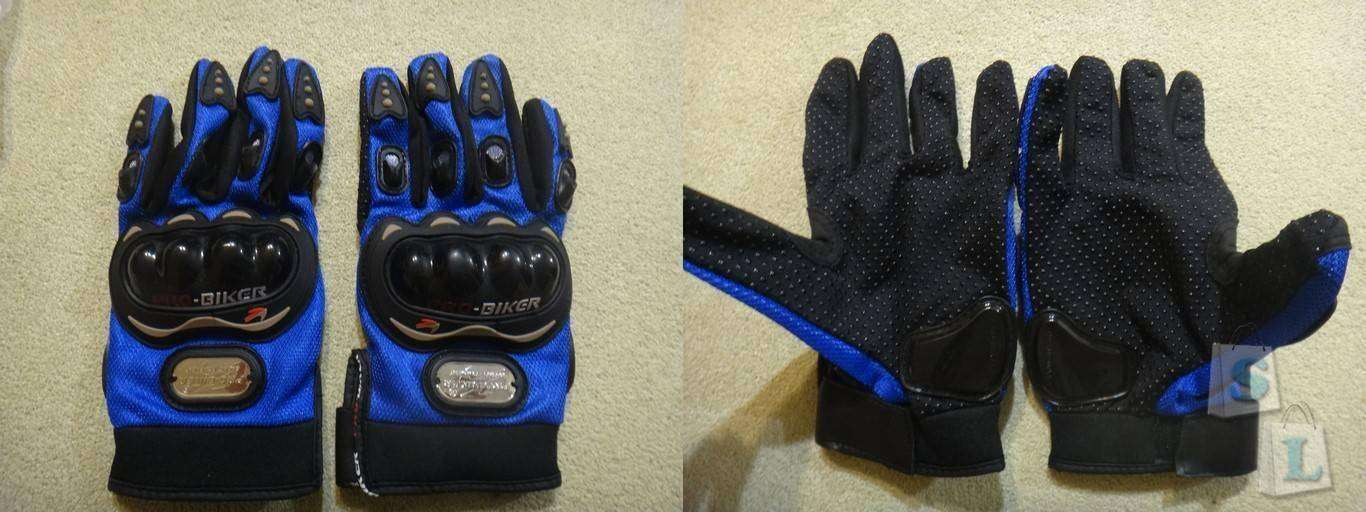 Aliexpress: Перчатки для мотоциклистов