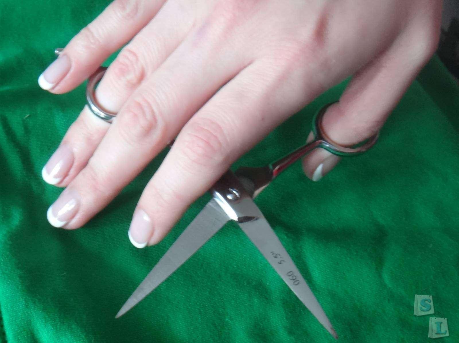 Другие: Обзор недорогих парикмахерских ножниц фирмы  Zauber модель ZBR 060