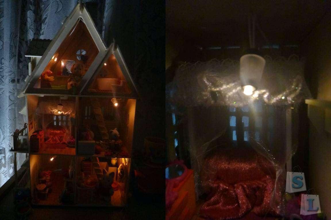 GearBest: Обзор детского кукольного домика из серии сделай сам