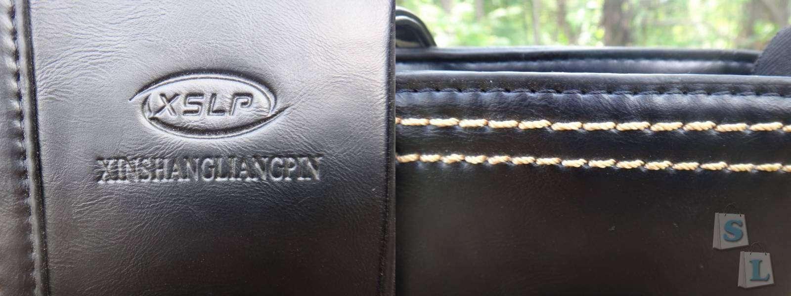 GearBest: Обзор черной женской сумки