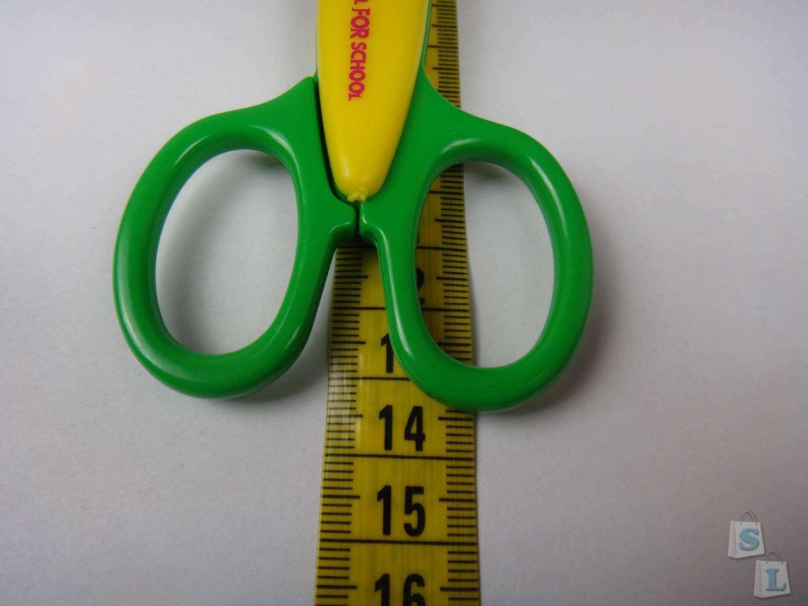 Banggood: Обзор фигурных ножниц,  для детского творчества