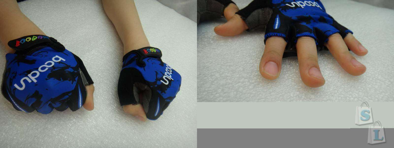 Aliexpress: Обзор детских велоперчаток