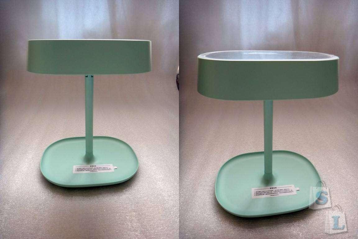 GearBest: Обзор зеркала 3 в 1: зеркало, ночник и ниша для аксессуаров.