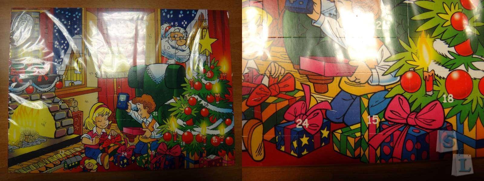 Другие - Европа: Обзор новогодних сладостей от ТМ 'FAVORINA' и адвент календаря купленных в Германии.