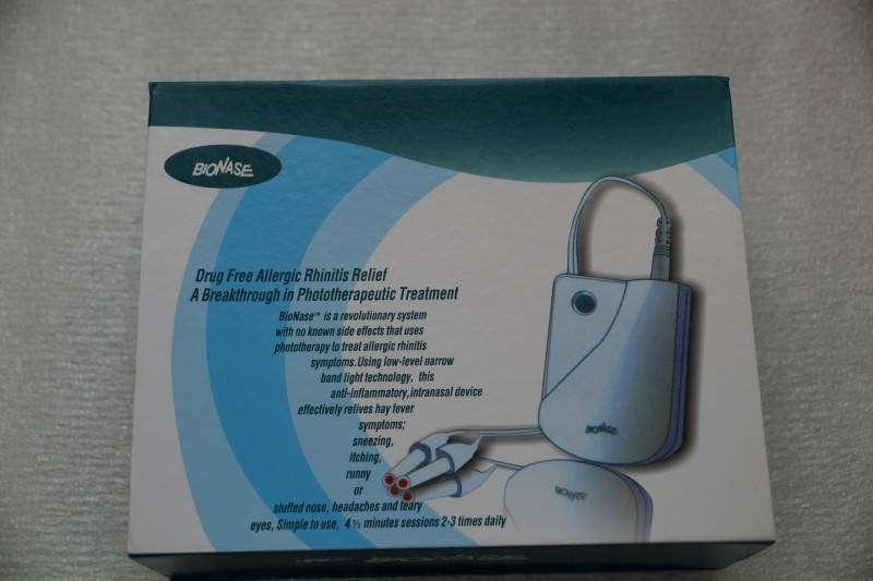 Banggood: Аппарат для профилактики простуды Laser BioNase