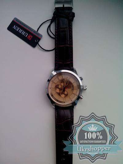 TinyDeal: Часы от бренда CURREN