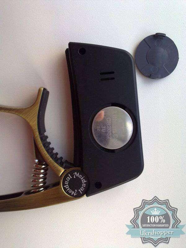 TinyDeal: Тюнер совмещенный с Капо