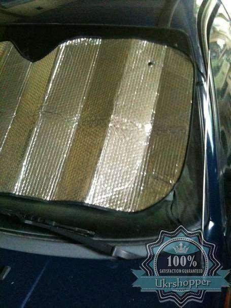 TinyDeal: Защита автомобиля от солнца