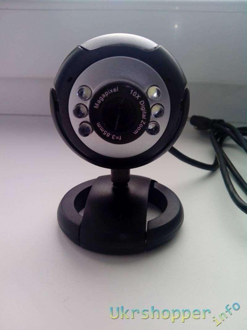 TinyDeal: Веб-камера