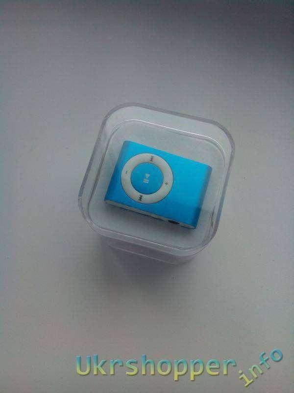 TinyDeal: Популярный MP3 Плеер с картой 8GB