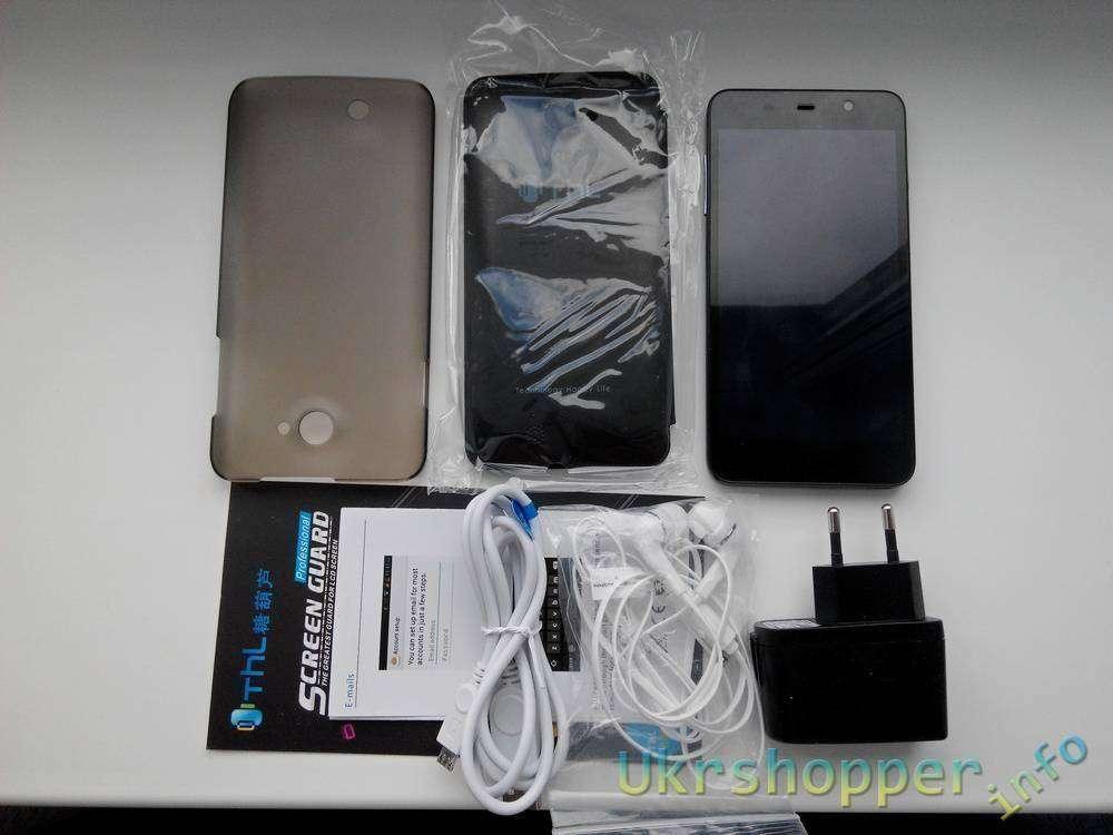 Aliexpress: Смартфон THL W200