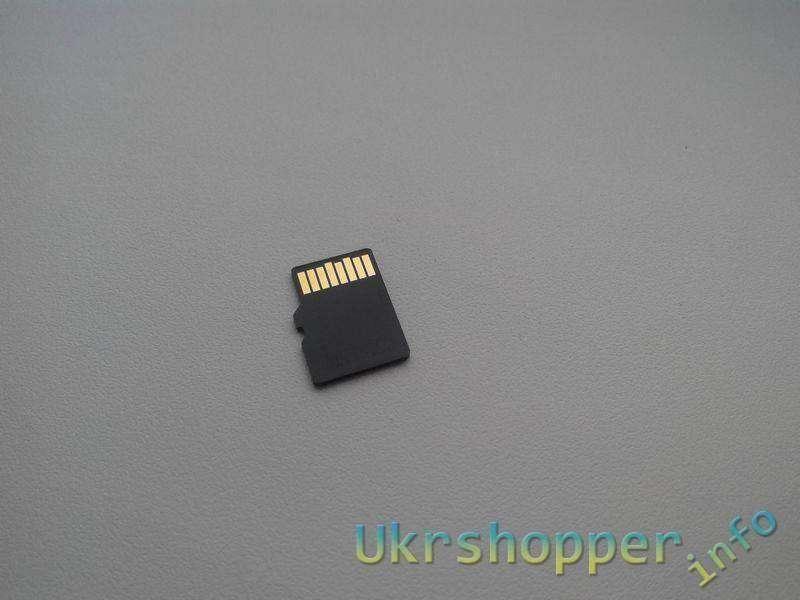 GearBest: MicroSD карта Transcend 16GB