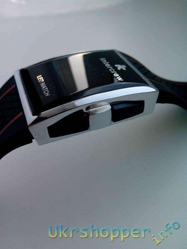 TinyDeal: Мужские LED часы