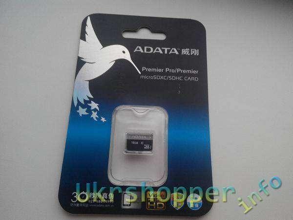 Aliexpress: Карта (ADATA) 16GB Class 10