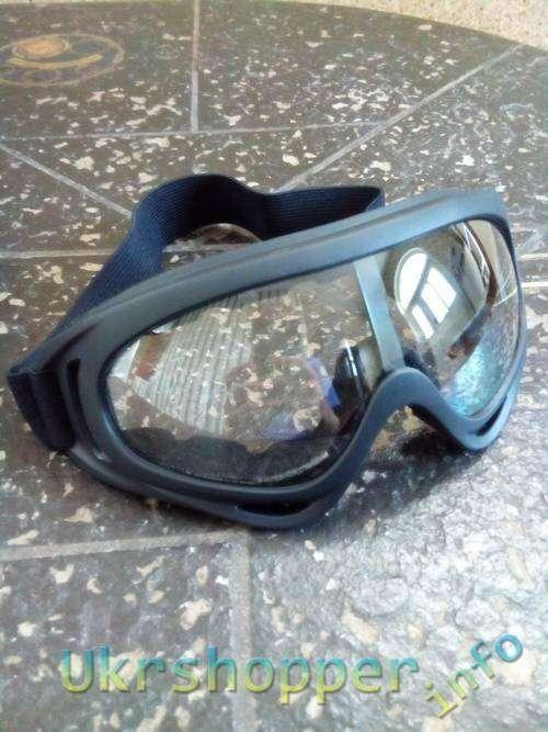 TinyDeal: Спортивные зимние очки