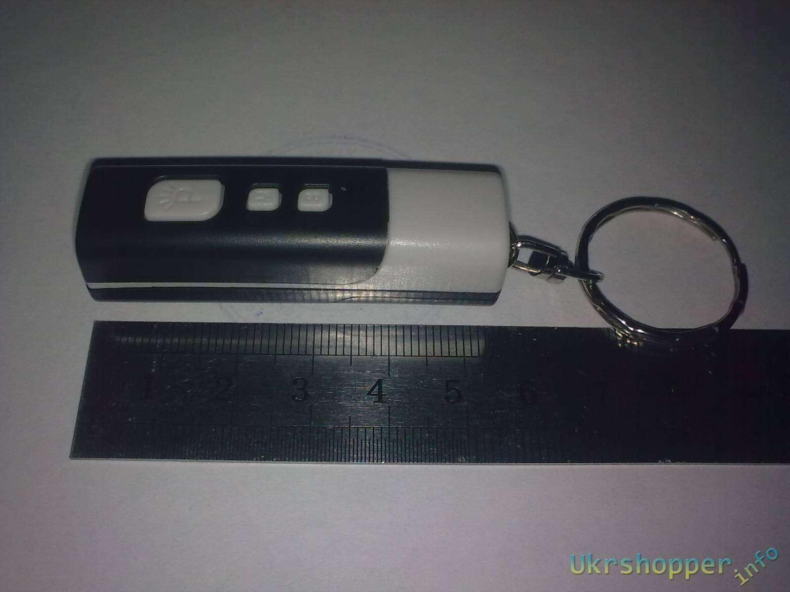 Ebay: Мини часы-прожектор