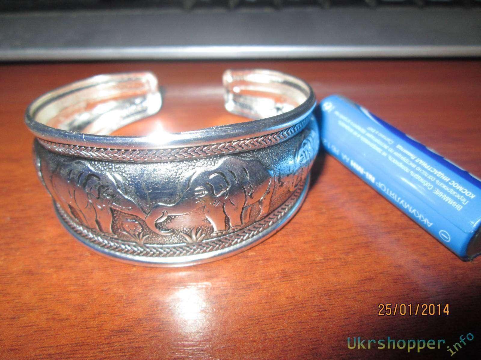 Ebay: Цацка с замахом на Тибетский фетиш или бижутерия глазами мужчины