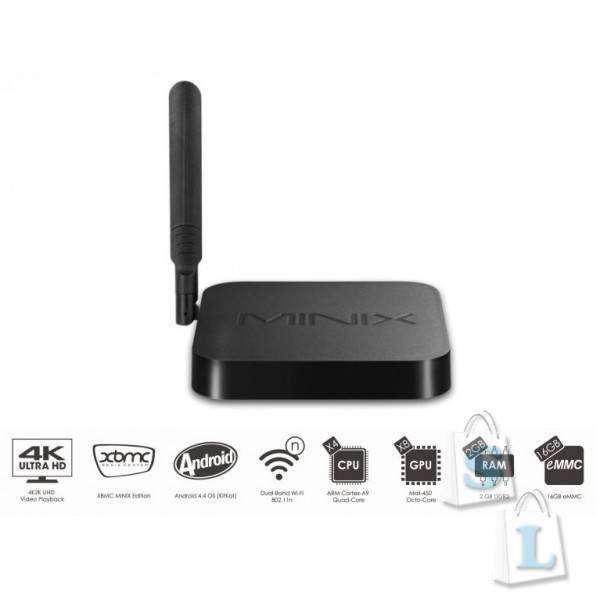 DealExtreme: ТВ-приставки MINIX со скидками.