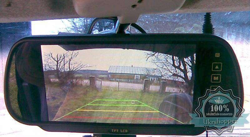 TinyDeal: Автомобильный 7-дюймовый TFT LCD цветной монитор