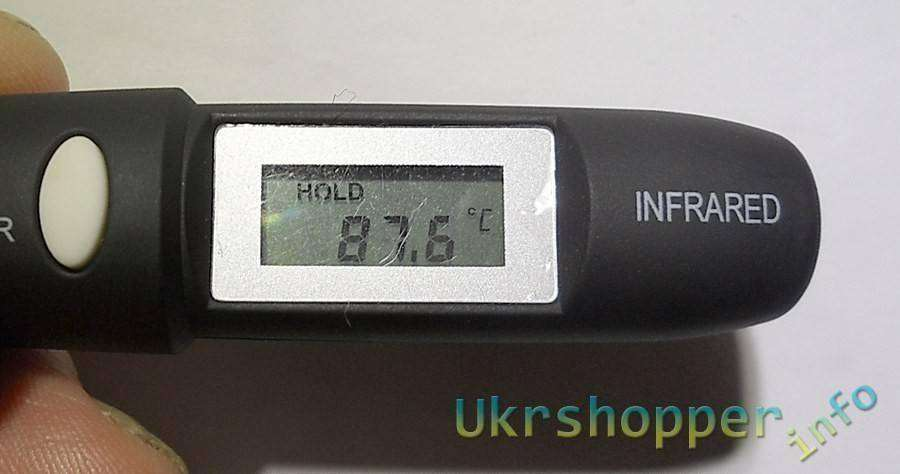 TinyDeal: LCD Portable Non-contact Infrared Accurate Scanner Digital Thermometer