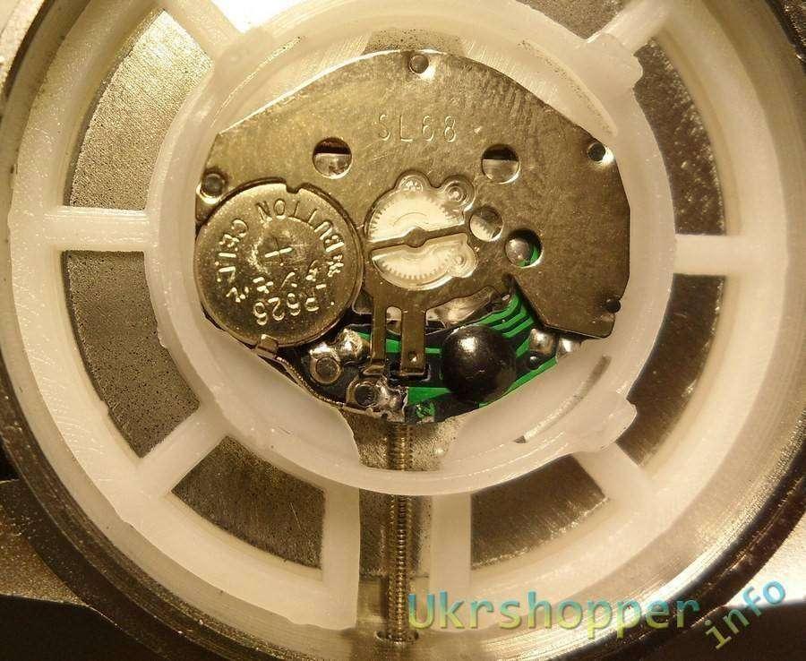 TinyDeal: Quartz Wrist Watch with Nylon Strap & Compass for Kids Children