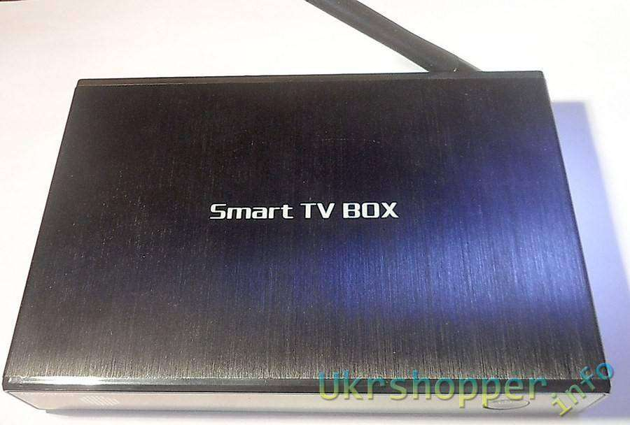TinyDeal: Android 4.1 Smart TV Box Multimedia Player