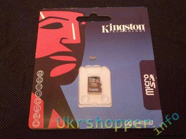 TinyDeal: 16 GB Genuine Kingston TransFlash Memory Card