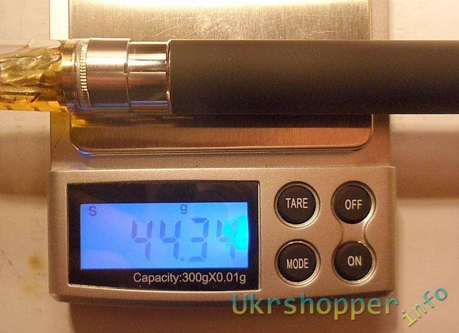 Cigabuy: Quit Smoking 1100mAh CE4 1.6ml E-Cigar + 10ml Marlboro Eliquid