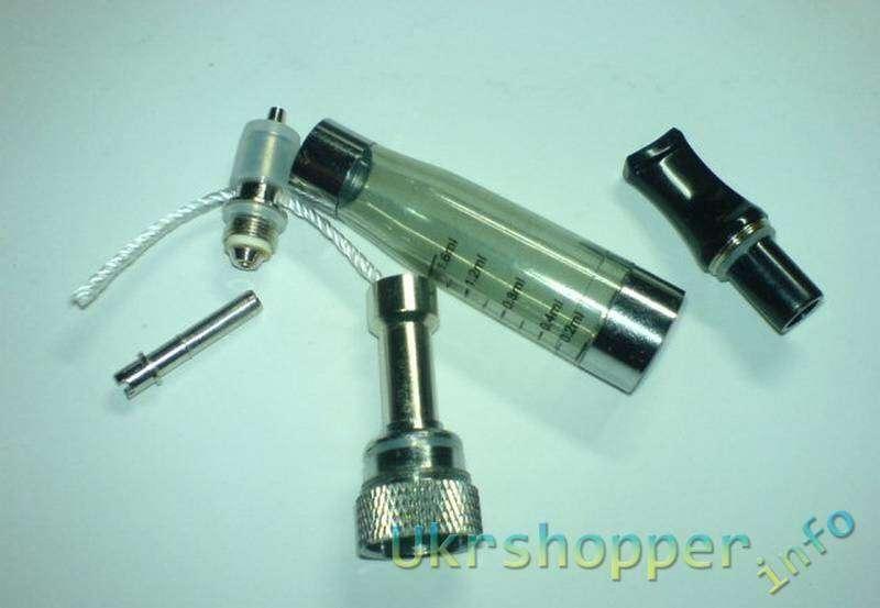 Cigabuy: Quit Smoking Slim Dismountable Atomizer