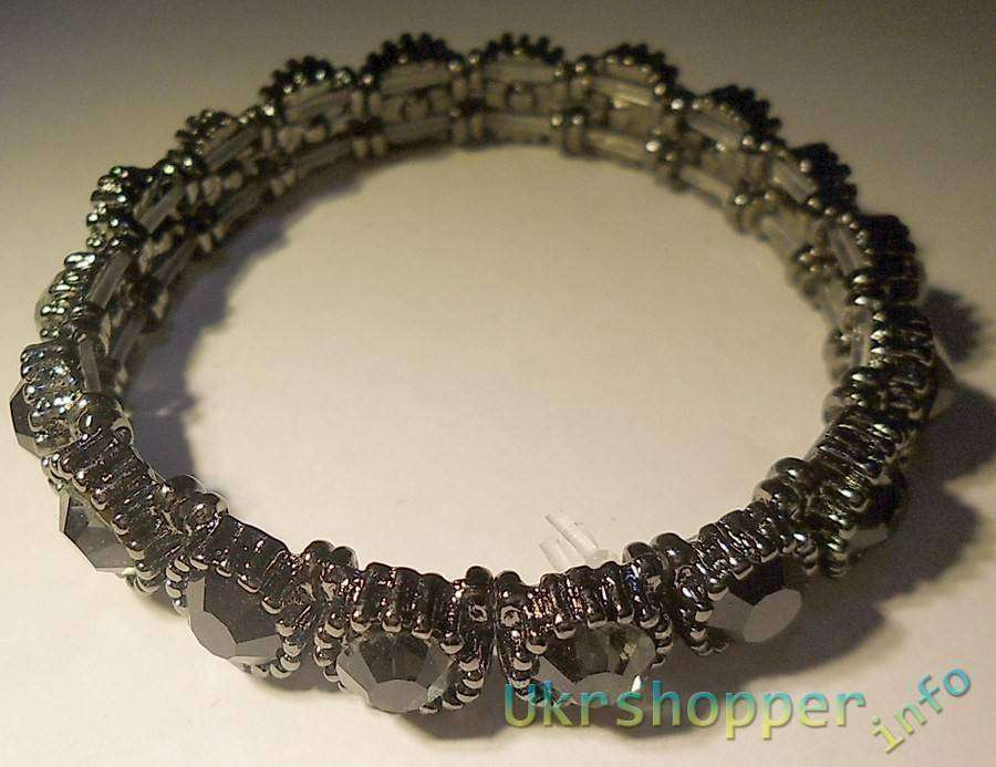 TinyDeal: 2-in-1 Retro Style Bangle Bracelet
