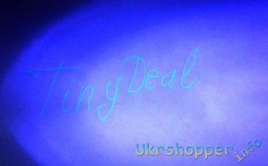 TinyDeal: Security Invisible Ink Marker Spy Pen