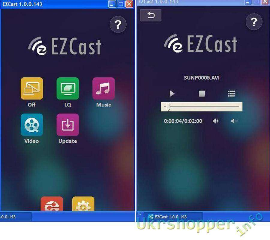 Tmart: EZcast M2 WiFi Display Receiver TV