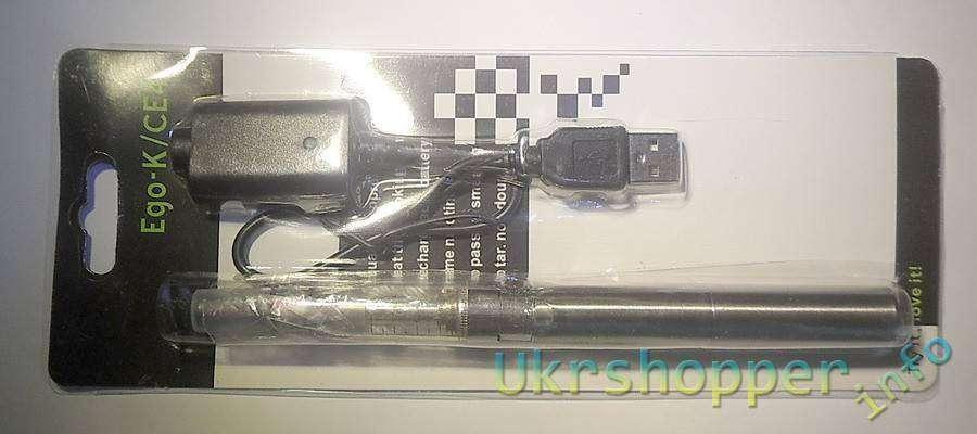 Cigabuy: 1300mAh Rechargeable 1.6ml eGo-CE4 E-Cigarette