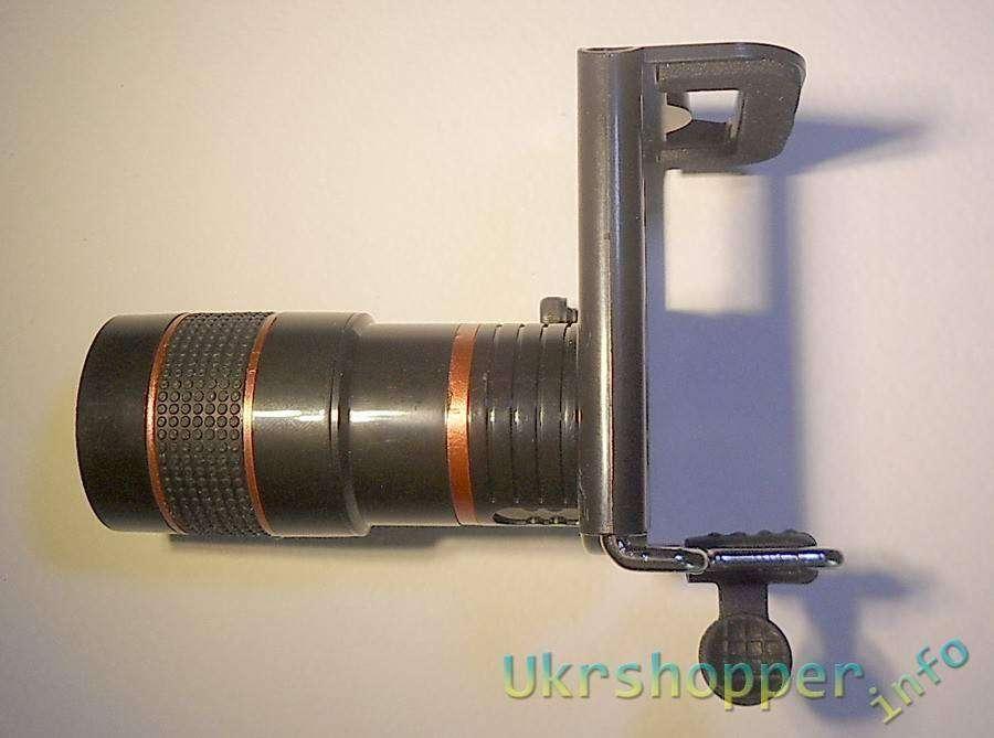 TinyDeal: Universal 8x F1.1 Zoom Optical Digital Camera Telescope