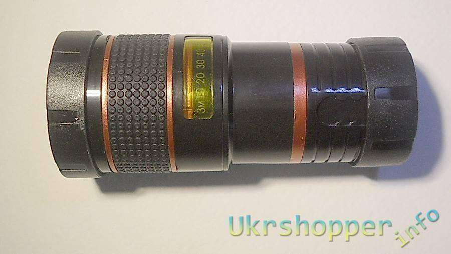 TinyDeal: Universal 8x F1.1 Zoom Optical Digital Camera Telescope