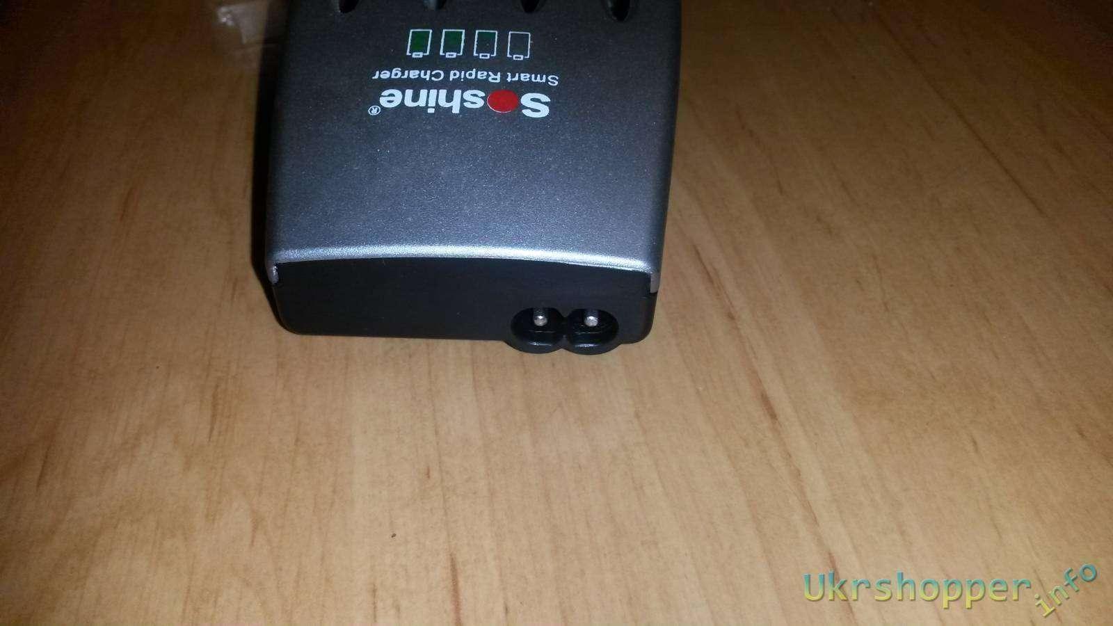 DealExtreme: Обзор неплохого зарядника для АА и ААА аккумуляторов с функцией разряда