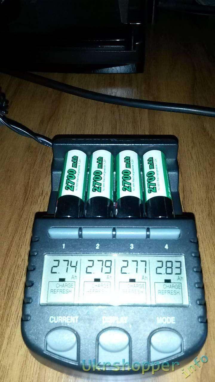 DealExtreme: Отличные и недорогие аккумуляторы АА - Soshine 2700mAh Ni-MH с коробочкой