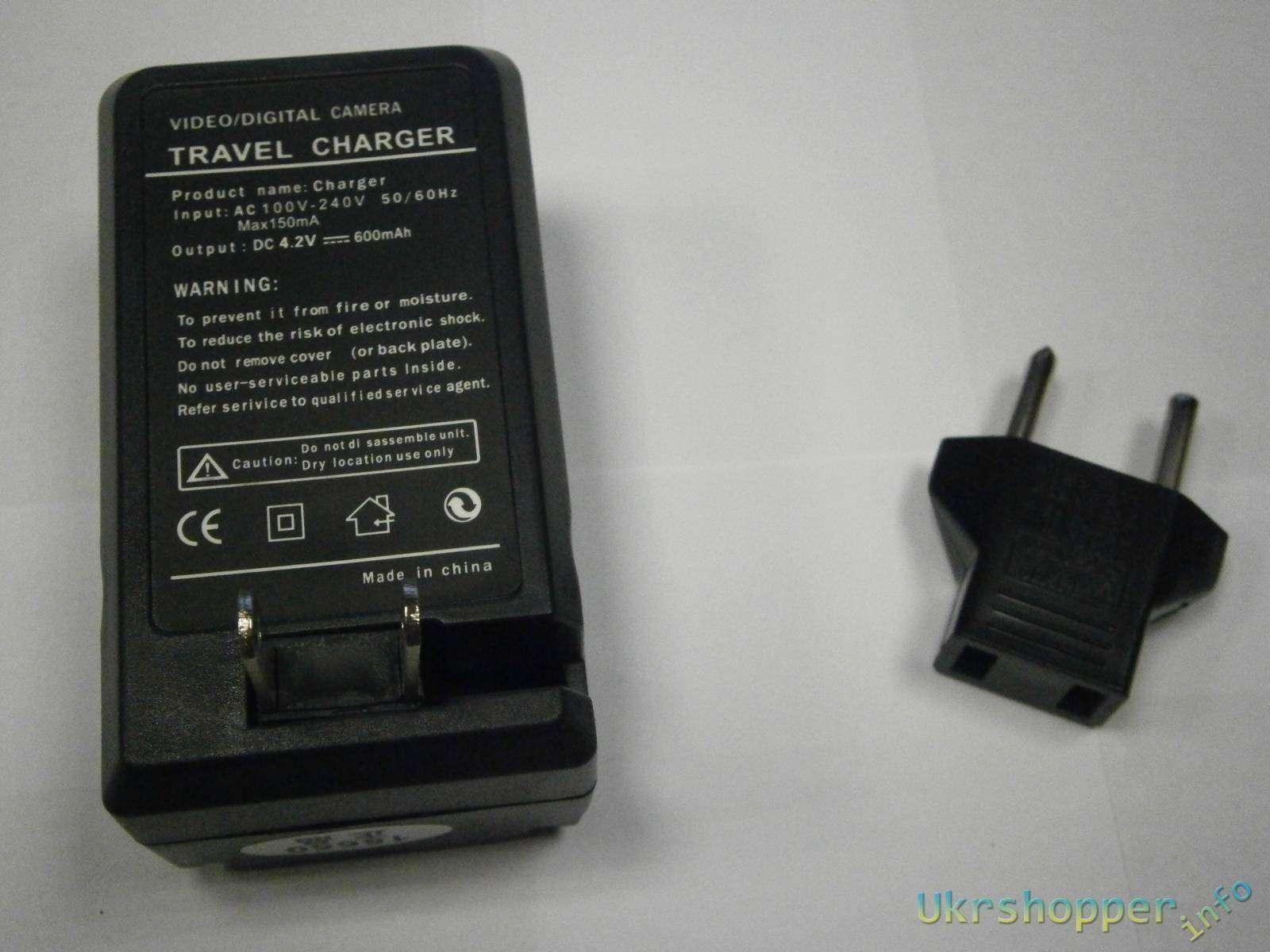 Tmart: Обзор зарядника для аккумуляторов 18650 за смешные деньги.