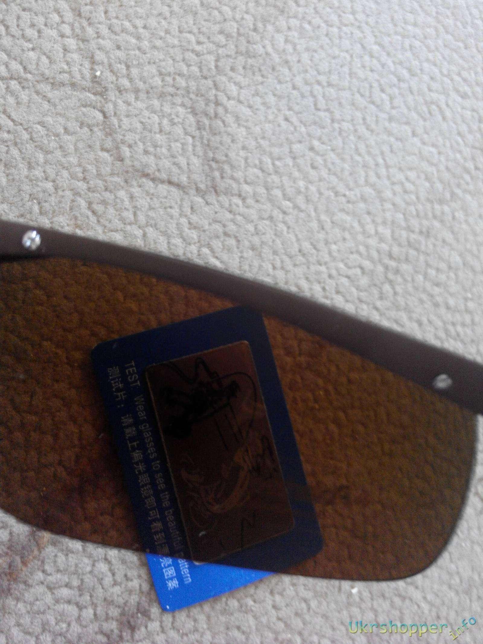 Aliexpress: Хорошие качественные очки с поляризацией. Типа 'Police'
