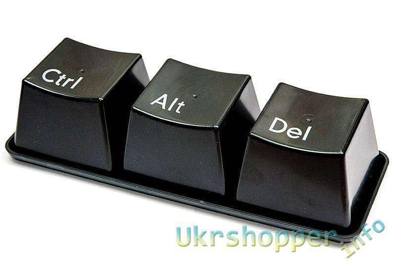 DealExtreme: Кружки для перезагрузки. Ctrl+Alt+Del
