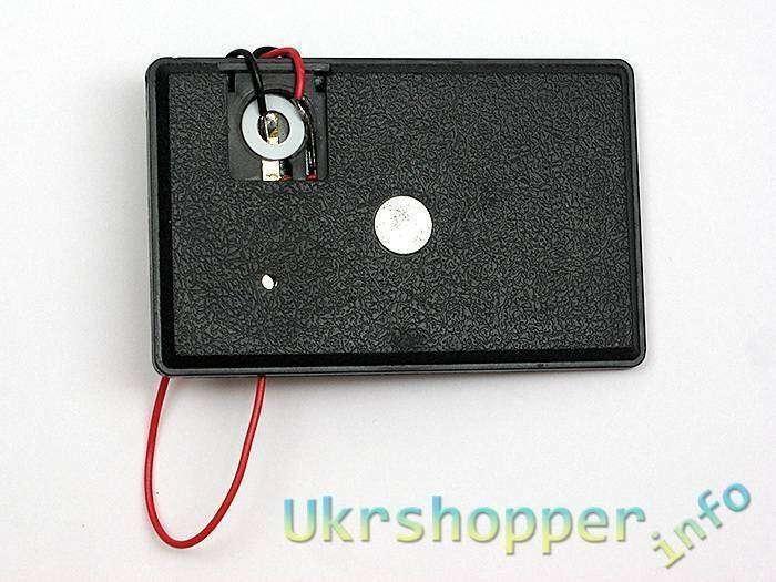 DealExtreme: Кухонный ультратонкий цифровой таймер, размером с кредитную карточку, с ЖК-дисплеем, магнитным креплением и с доделкой.