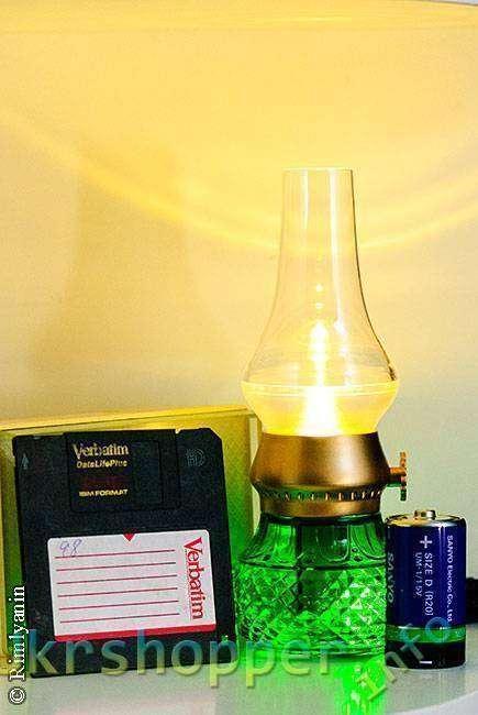 DealExtreme: Светодиодная керосинка.