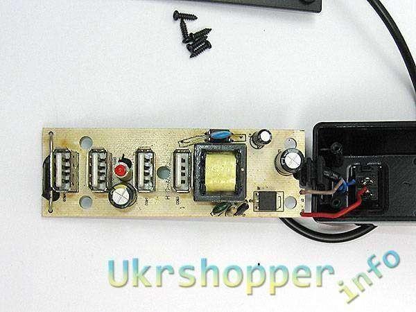 DealExtreme: Стресс-тест 4-портового USB блока питания. Я удивлен.