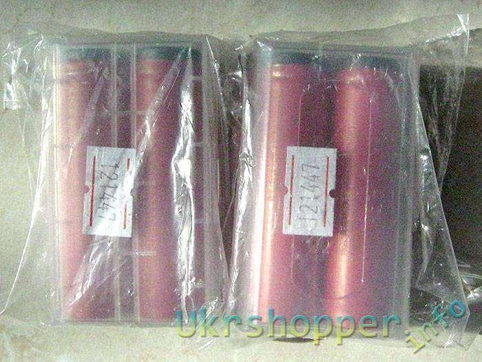 DealExtreme: Злополучные аккмуляторы Genuine SANYO 18650 2600mAh.