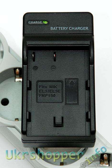 DealExtreme: Зарядное устройство для аккумуляторов EN-EL3 (e/a).
