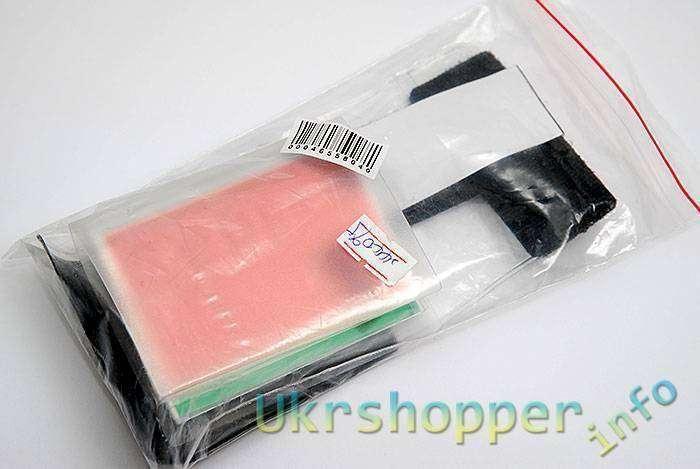 DealExtreme: Набор цветных фильтров для фотовспышки.