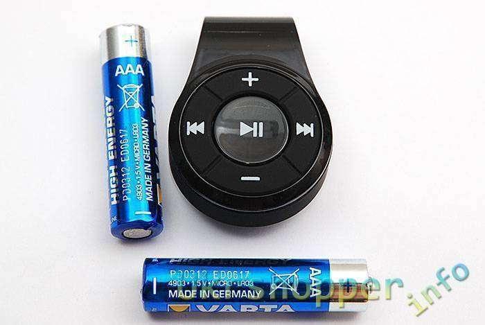DealExtreme: Bluetooth гарнитура с возможностью подключения ваших любимых наушников.