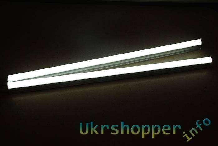 DealExtreme: Светодиодные лампы 72xSMD3014 7W T5 650lm